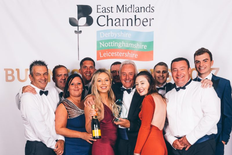 frame-fast-manufacturer-of-the-year-east-midlands-chamber-business-awards-derbyshire-2017