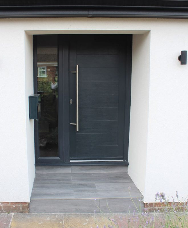 New Traditional And Contemporary Composite Doors Range