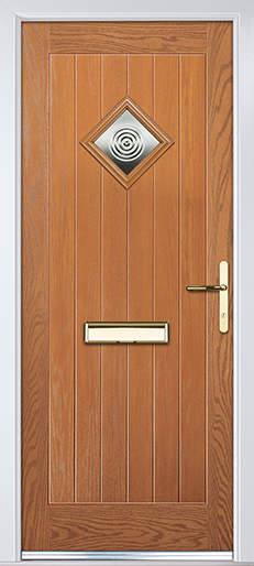 Composite door from Frame Fast - 4