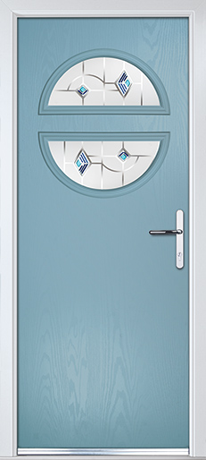 Composite door from Frame Fast - 11