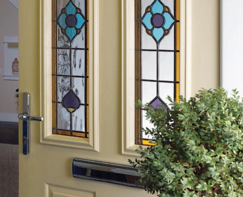 Frame Fast Composite Door
