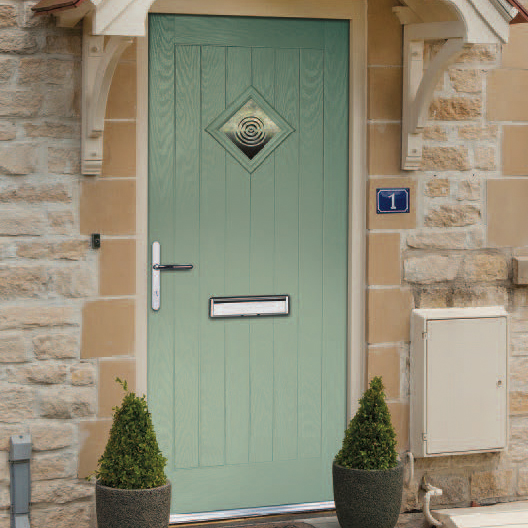 Traditional composite doors from Frame Fast