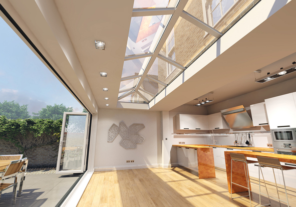 Conservatory Roofs And Skylights From Roof Fast Frame Fast