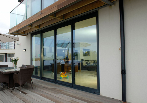 Aluminium Sliding Patio Doors for the Trade | Frame Fast, Derby