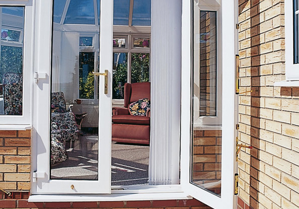 Upvc French Doors And Modus French Doors Frame Fast Derby